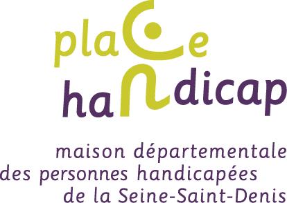 Logo place handicap